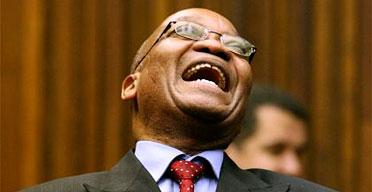 Who is Jacob Zuma | Leo Africanus